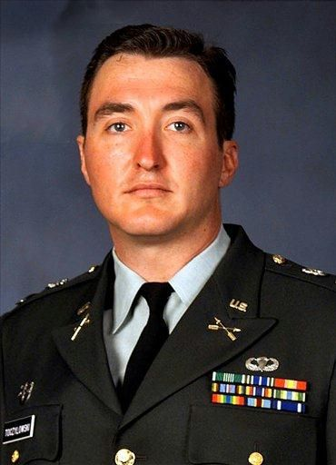 Army Capt. Jeffrey P. Toczylowski  Died November 3, 2005 Serving During Operation Iraqi Freedom  30, of Upper Moreland, Pa.; assigned to the 1st Battalion, 10th Special Forces Group, Panzer Kaserne, Germany; died Nov. 3 from injuries sustained during combat operations in Anbar Province, Iraq.
