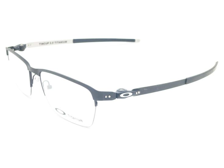 oakley titanium sunglasses z3g0  Oakley TinCup 05 Ti OX5099-0153 Powder Cole Eyeglasses