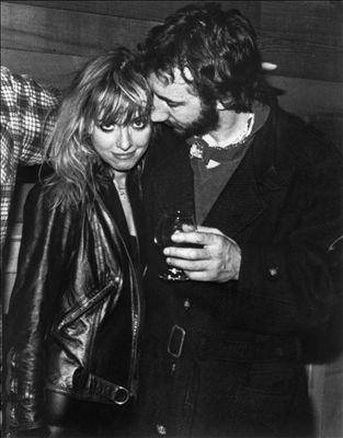 Ellen Foley and Pete Townshend