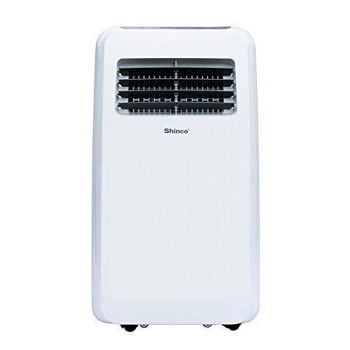 Amazon Com Shinco Spf2 08c 8 000 Btu Portable Air Conditioner Dehumidifier Fan Functions Rooms Up Air Conditioner Portable Air Conditioner Diy Air Conditioner