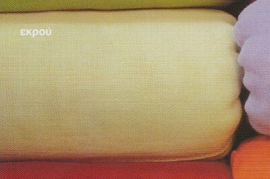 ΥΛΙΚΑ DIY :: ΥΛΙΚΑ ΓΙΑ ΣΤΟΛΙΣΜΟ :: Υφάσματα για Στολισμους :: ΓΑΖΑ ΒΑΜΒΑΚΕΡΗ ΕΚΡΟΥ ΜΕ ΦΑΡΔΟΣ 1.50m - ΤΟΠΙ 5 ΜΕΤΡΩΝ - ΚΩΔ: TOP-GAZ-EK
