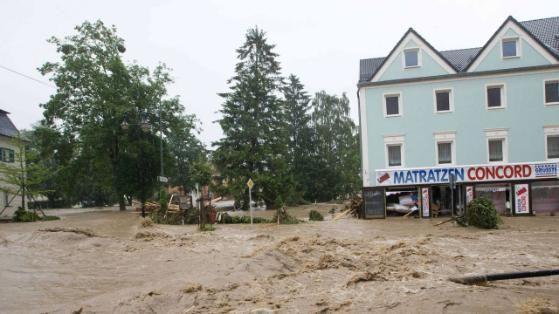 ++ Unwetter aktuell ++ | Katastrophen-Alarm in Bayern!