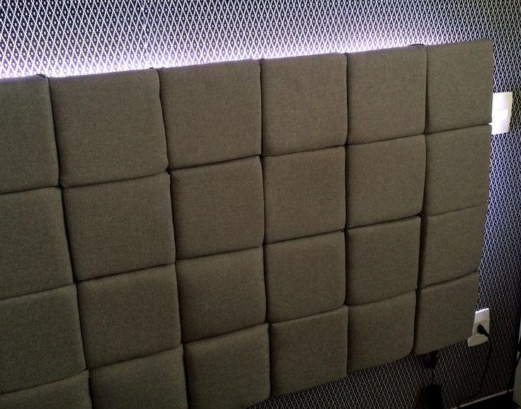 Cabeceira com LED