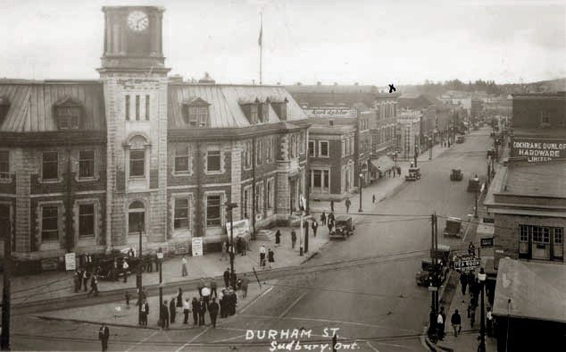 1932 Old Post Office, Downtown Sudbury ON