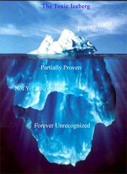 Toxic Ice Berg - To understand the failings of TSCA, it is first necessary to understand the sheer volume of chemicals that fall within the Environmental Protection Agency's (EPA) purview under the Act