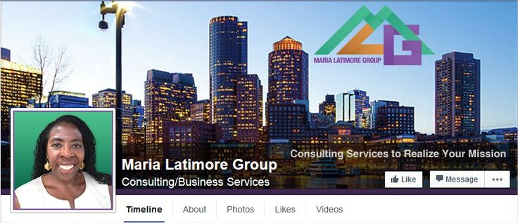 Maria Latimore Group Cover Photo on Facebook by Custom Page Designs. For more information contact Jackie@customfanpagedesigns.com