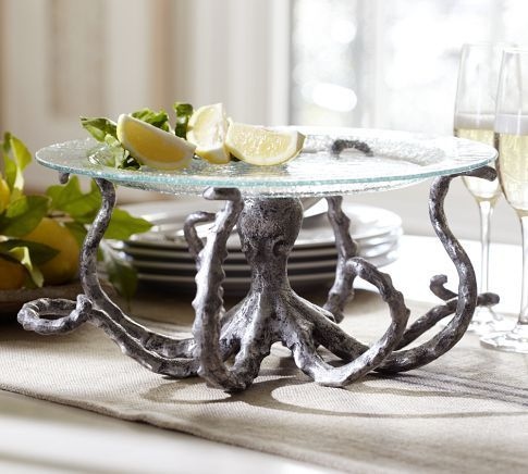 Octopus Stonewear Serving Dish Baskets Google Search