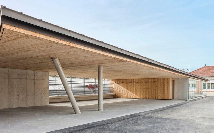 J Jaures ii Primary School — Yoonseux Architectes