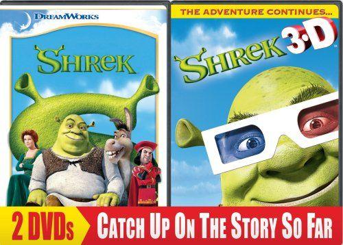 Shrek / Shrek 3D - Party in the Swamp @ niftywarehouse.com #NiftyWarehouse #Nerd #Geek #Entertainment #TV #Products