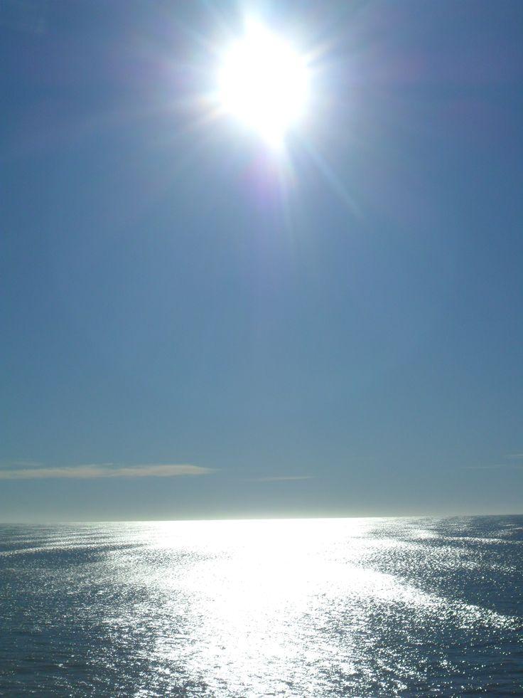 Amón-Ra sobre Mar del Plata.