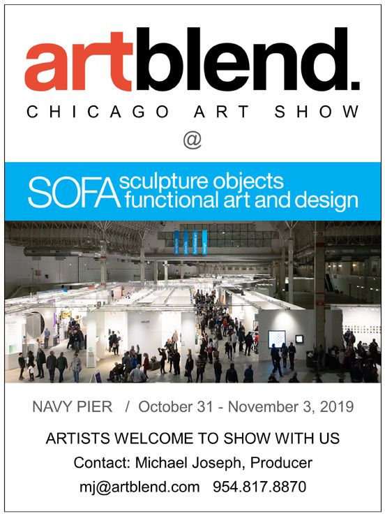 Final Call Deadline August 11th Sofa Chicago October 31