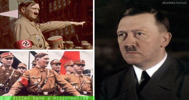 Did Hitler have a micro-penis?