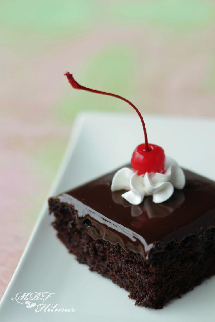 Mis recetas favoritas: Torta de chocolate fácil