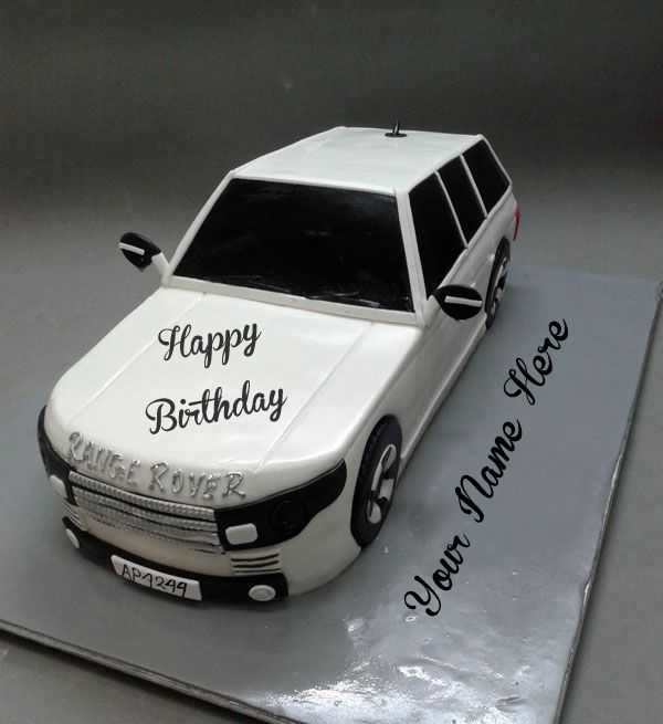 Write My Name Sport Car Birthday Cakes Pictures, Online Birthday Wishes Name Add Cakes, Amazing Car Birthday Name Generated Cakes Photos, Whatsapp Best Bday Wishes Styles Car Cakes With Name Images, Print Name On Stylish Sport Car Birthday Wishes Cakes Pix, Created Any Custom Name Text Writing Unique Happy Birthday Cakes Wallpapers,