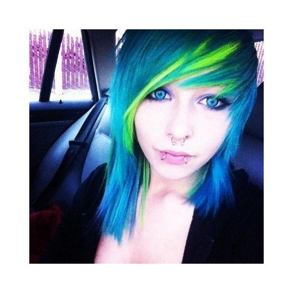 119 Best Scene Images On Pinterest Colourful Hair Coloured Hair