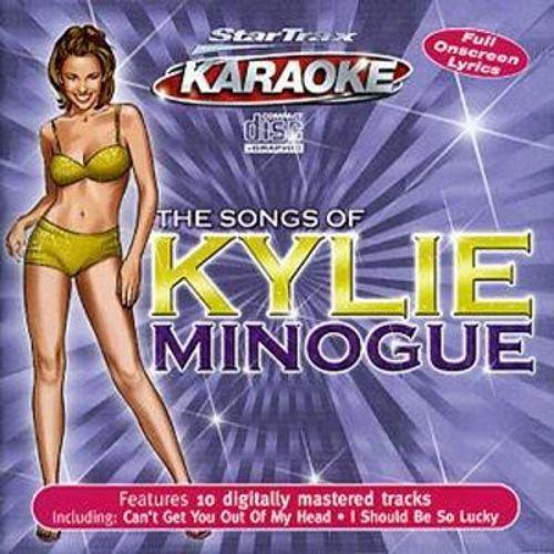 Startrax Karaoke: Songs of Kylie Minogue [CD]