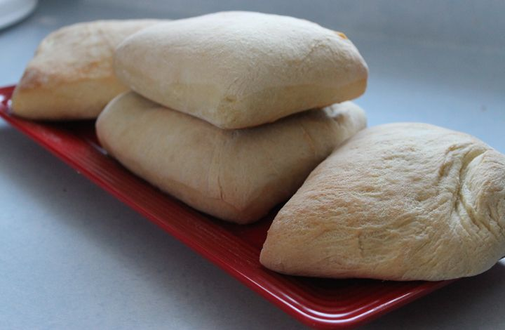 Panini Sandwich Bread: A Bread Machine Recipe