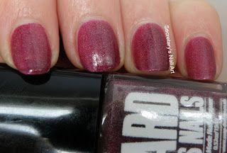 Secretary`s Nail Art: Ard As Nails - Kitty's Secret #secretarysnailart #ardasnails #swatch #swatches #ukpolish #indiepolish