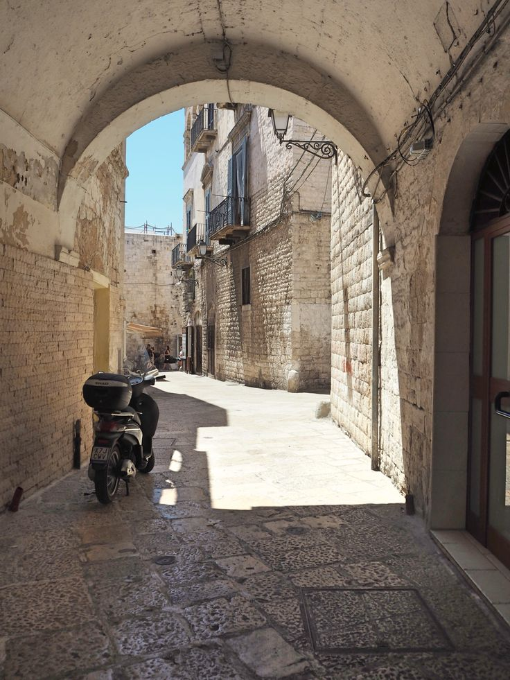 Bari - the capital of Apulia region, Italy, read my impressions and tips what to see in this city!