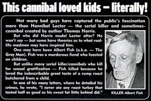 Albert Fish beats Killer Sharks
