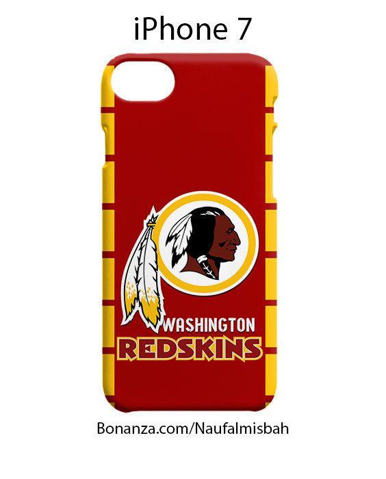 Washington Redskins iPhone 7 Case Cover Wrap Around