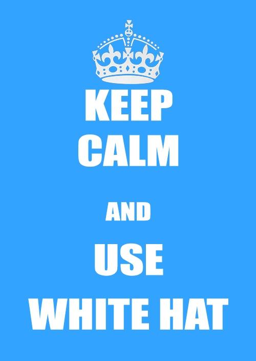 use white hat