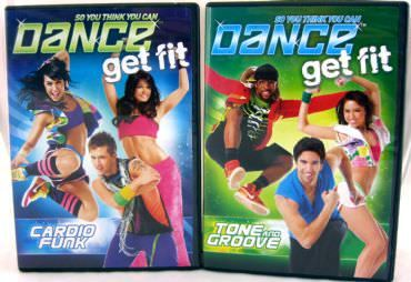 dailySpark Anniversary Giveaway: Win 'So You Think You Can Dance' Workout DVDs via @SparkPeople