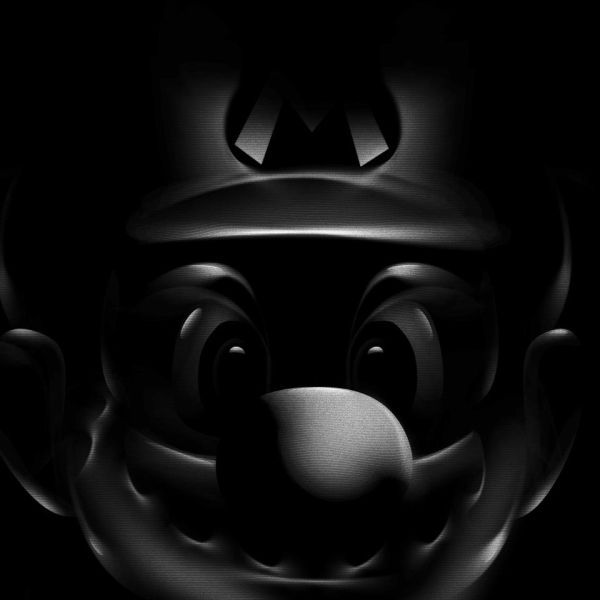 Dark Mario World Mario