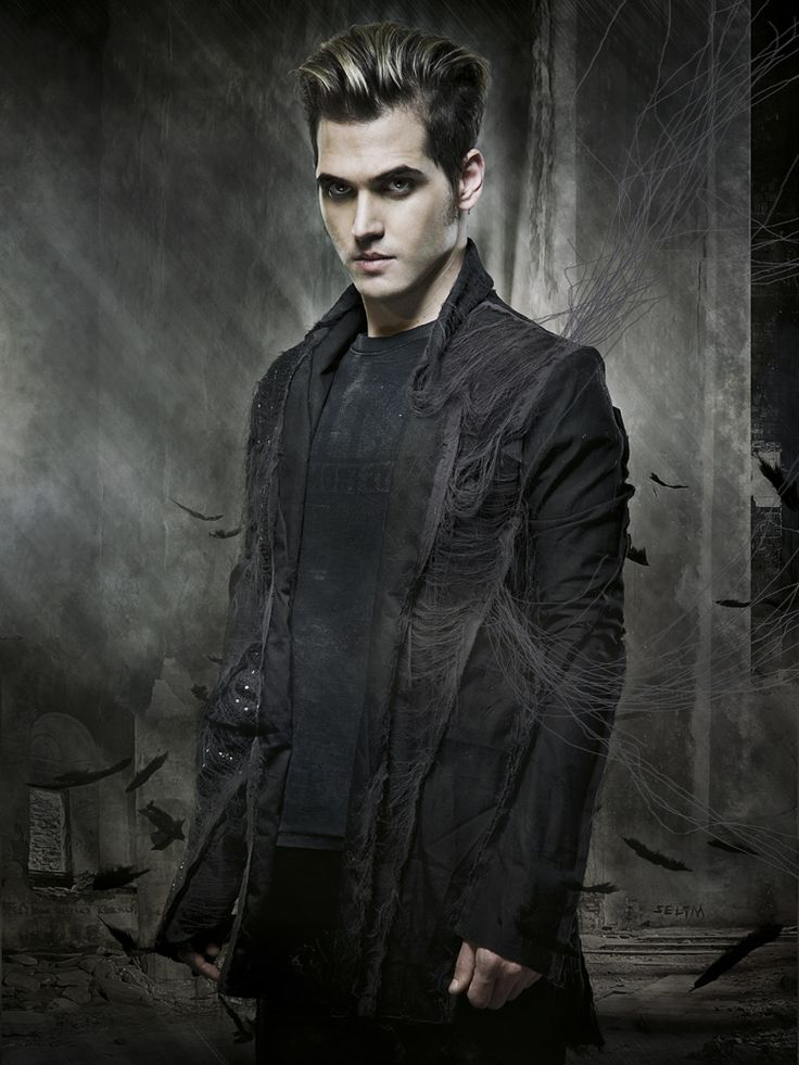 Mikey Way from My Chemical Romance – photographed by Allan Amato