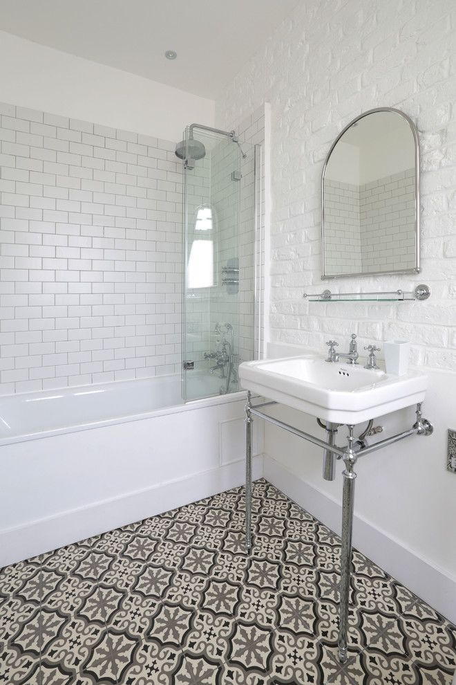 Bathroom Metro Tiles Google Search Modern Bathroom Design Tile Small White Bathrooms White