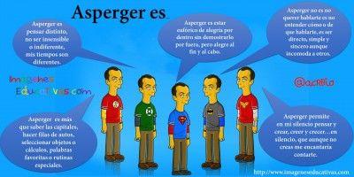 Asperger es…
