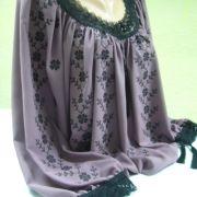 Стильная женская вышитая блузка  купить