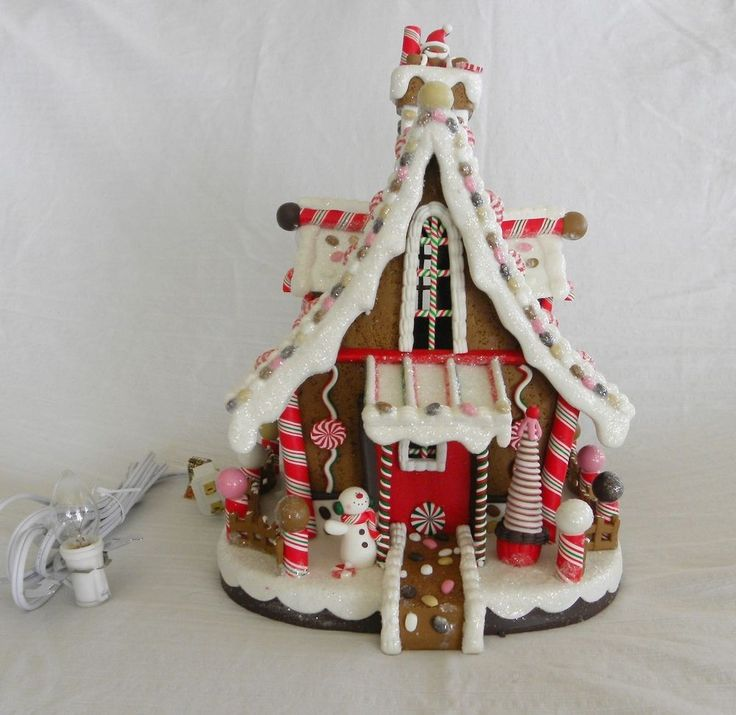 11 best Kurt adler images on Pinterest | Gingerbread houses ...