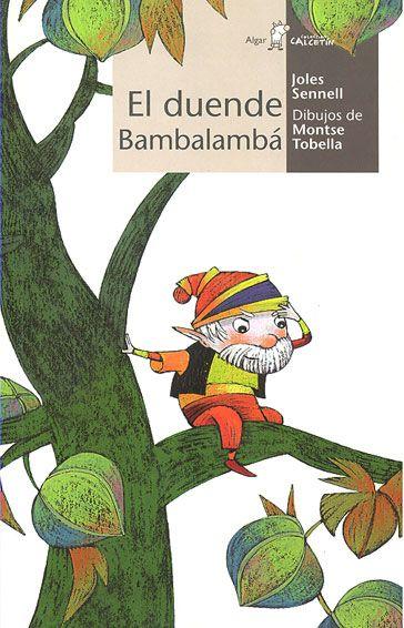 El tándem Senell y Tobella, autores de un buen número de obras infantiles, nos trae la historia de un diminuto ser fantástico, el duende Bambalambá. Éste ya no se siente útil en su trabajo de guardatesoros porque nadie se entretiene en buscarlos. Así que decide encontrar su lugar en el mundo... #LIJ