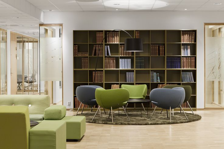 Statnett - Interior architecture project by IARK