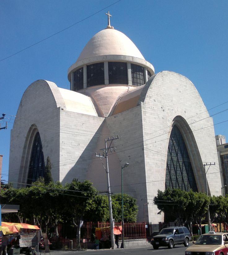 Iglesia de San Cayetano.