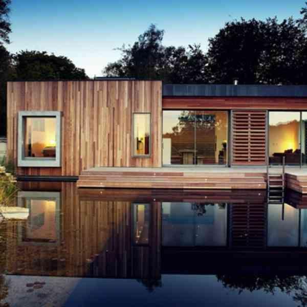 Vive la maison en bois – la solution idéale pour les adeptes de la tendence écologoque au quotidien