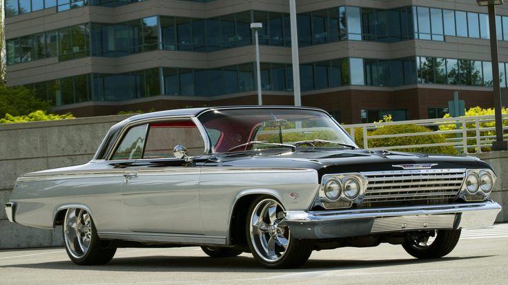 1962 Chevrolet Impala SS Resto Mod - 1 - Print Image