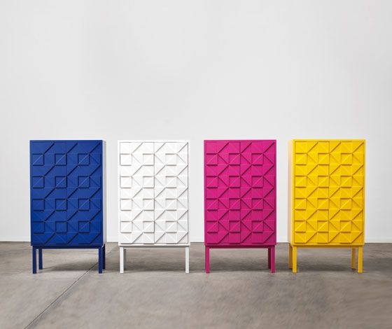 'Collect 2011' cabinet by A2 (SE)