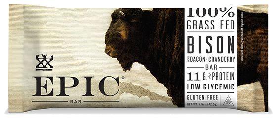 EPIC Bar|Protein|Gluten Free|Paleo|Grass Fed Protein Bars