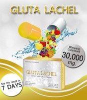 Gluta Lachel Asli Original