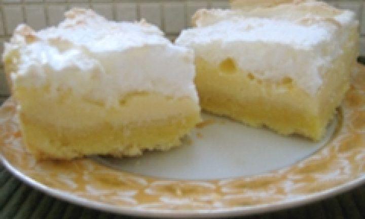 Lemon blossom slice - Kidspot