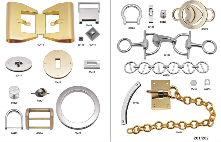 Hand Bag Fittings and Hardware