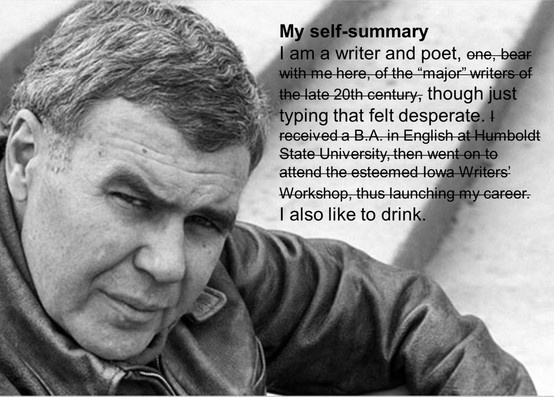 raymond carver so much water so close to home and alcoholism Mick mccoy takes a look at the various renditions of raymond carver's short story, 'so much water so close to home', from paul kelly's songs to ray lawrence's jindabyne at the south by southwest music and film conference in austin, texas, in mar.