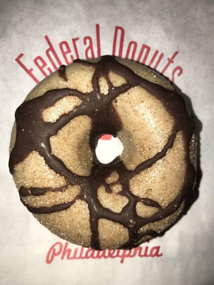 Photo of Federal Donuts - Philadelphia, PA, United States. Churro donut