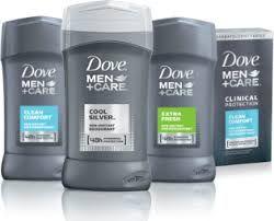Dove Men+Care Deodorant Review
