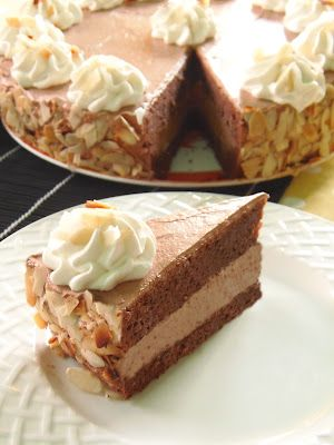 Karinthy-szelet (Karinthy torta)
