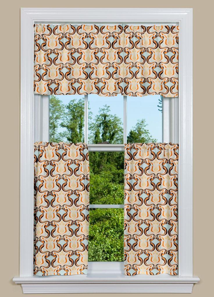 17 Best Ideas About Modern Kitchen Curtains On Pinterest
