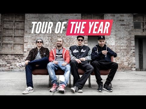 VNM x KUBA KNAP x W.E.N.A. x KUBAN - TOUR OF THE YEAR prod.SoDrumatic - YouTube