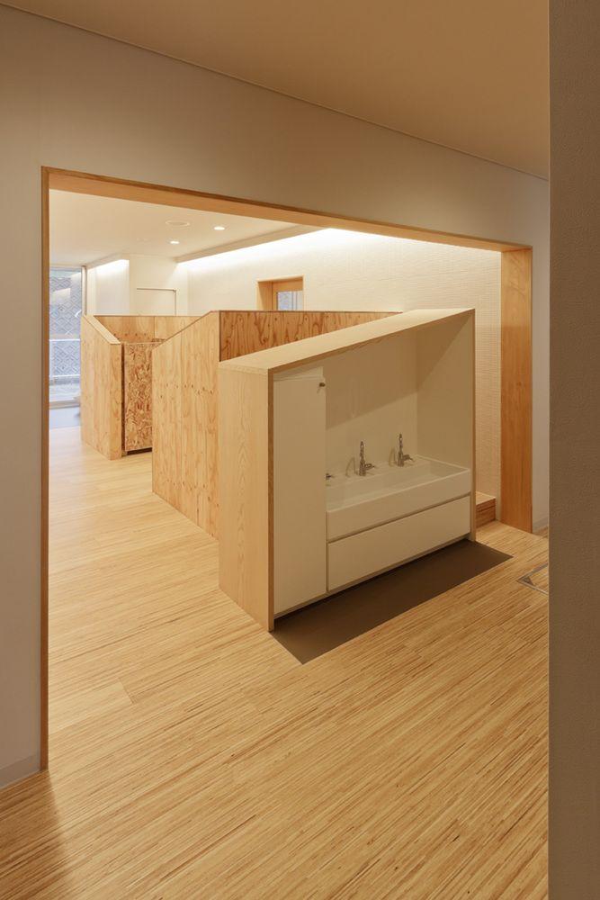 Gallery of TN Nursery / HIBINOSEKKEI + Youji no Shiro - 14